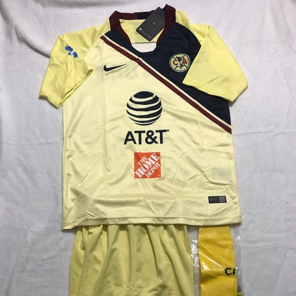 sale retailer 7dd48 5e085 Club America kids uniform size XL (26). NWT